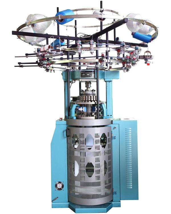 Circular Knitting Machine : Computerized Jacquard Circular Knitting Machine Circular Knitting Machine